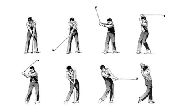 ゴルフでスコアアップする8つの打ち方