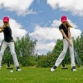 ゴルフスイング5つの基本
