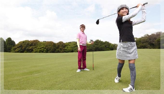 上達するゴルフの練習8つの方法