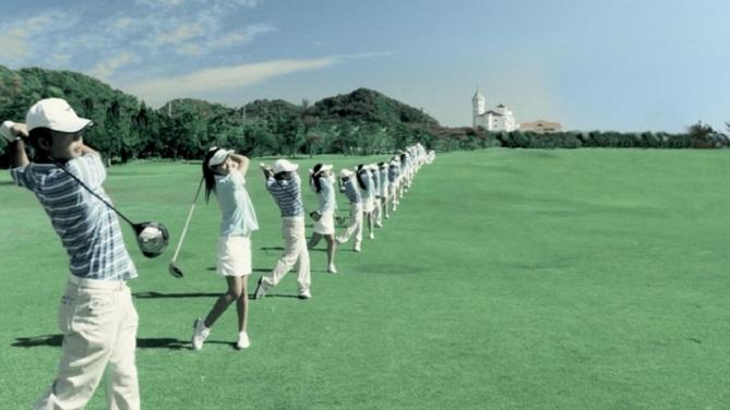 ゴルフスイング7つのコツ