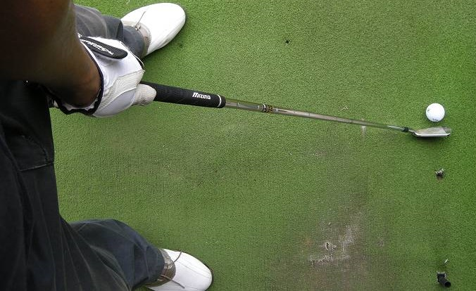ゴルフのアドレス7つのポイント