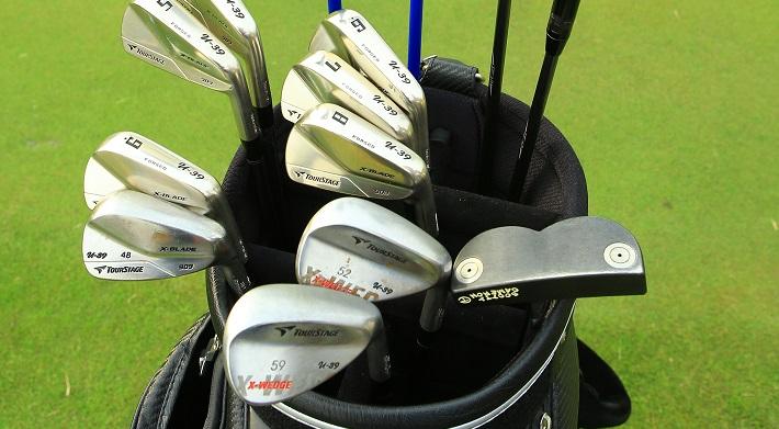 ゴルフのクラブセッティング5つの方法