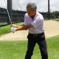 ゴルフスイング時の右脇6つのポイント