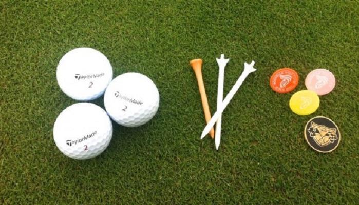 ゴルフの持ち物に必要な6つのアイテム