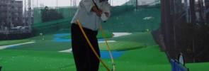 ゴルフの縦振りスイング5つのポイント